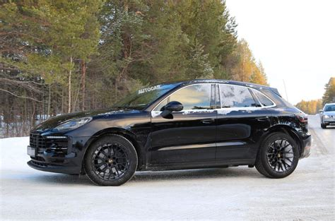 2018 Porsche Macan Release Date Refresh Changes