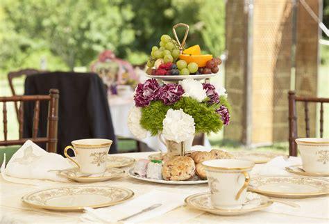 Formal Table Setting by Party Ideas From Bigelow Tea Bigelow Tea