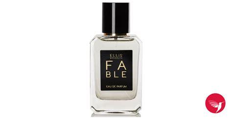 Parfum Fable fable ellis parfum een nieuwe geur voor 2016