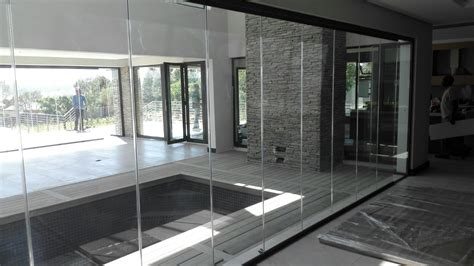 Glass Stacking Doors Frameless Glass Stacking Doors Frameless Sliding Stacking System Maxiview Frameless Glass
