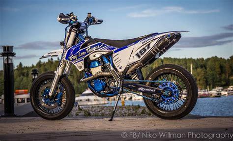 Motorrad Honda Essen by Ktm Exc 450 2012 Supermoto Motopsycho Pinterest
