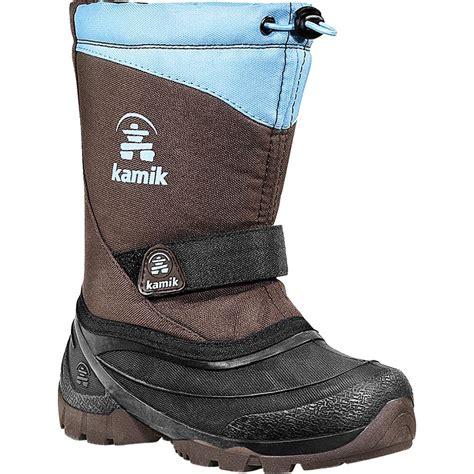 kamik toddler snow boots kamik winter boots toddler glenn