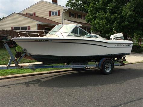 grady white boats for sale ebay grady white 195 tournament 1987 for sale for 500 boats