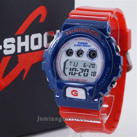 Terlaris Jam Tangan Pria G Shock Captain Amerika Water Resist 18 harga sarap jam tangan g shock dw6900ac 2 captain america kw