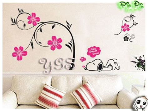 Wall Sticker Stiker Transparant Dinding 60x90cm Ay869 1 wall stiker untuk kamar bayi stiker dinding murah