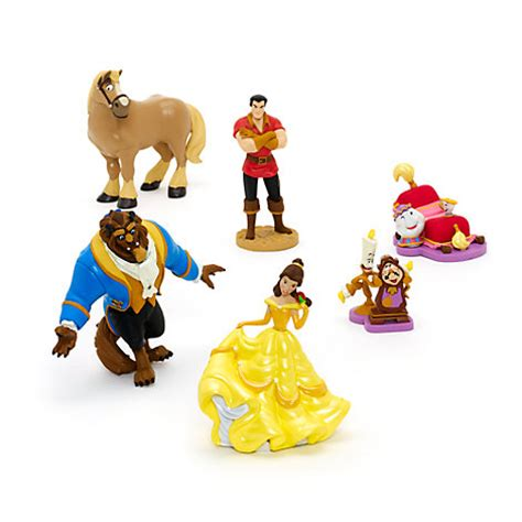 Fera Set and the beast figurine set