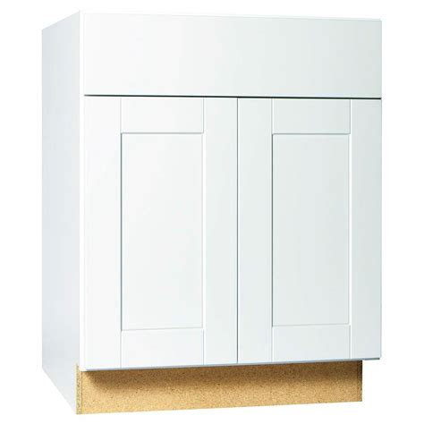 hton bay shaker cabinet doors hton bay 30x34 5x24 in hton sink base cabinet in