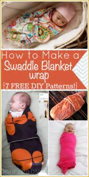 pucken mit decke how to make a swaddle blanket with 10 free diy patterns