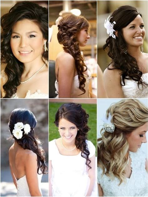Wedding Hairstyles Side Do by 35 Wedding Hairstyles Discover Next Year S Top Trends For