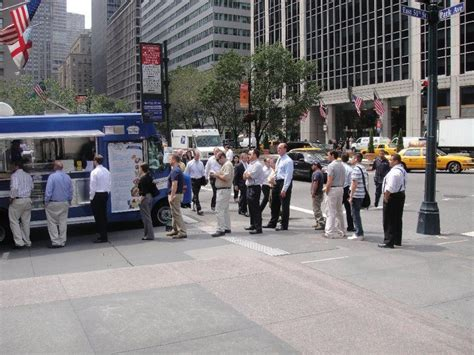 Kpmg Nyc Office by From Kpmg To Entrepreneur Gussy S Food Truck New York