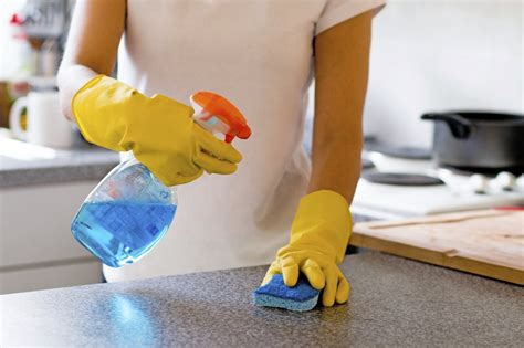 cleaning a kitchen this study is going to make you want to clean your kitchen