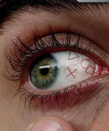 eyeball tattoo artist these 20 horrific eye tattoos are just disgusting and