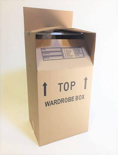 wardrobe box bar box wardrobe with bar u pak mobile storage in bc