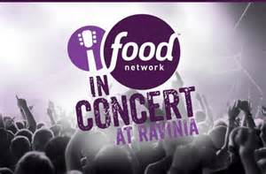 Food Network Giveaways - food network in concert a giveaway