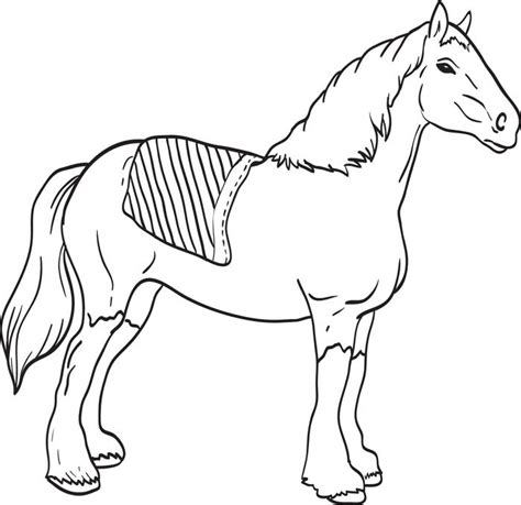 printable coloring pages clydesdale horses free printable clydesdale coloring page for kids