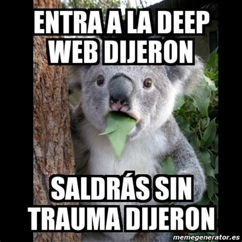Deep Meme - deep web memes