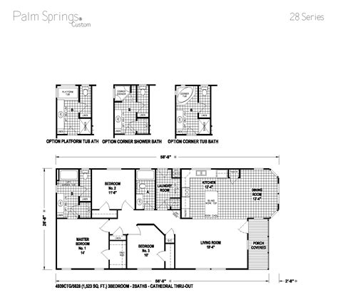 palm springs series 5starhomes manufactured homes
