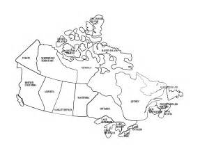 color map of canada printable coloring map of canada coloring pages