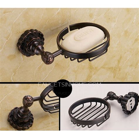 unique bathroom accessories unique black 5 rubbed bronze bathroom accessory sets