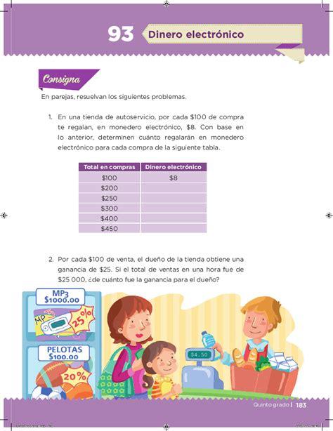 libro de matemticas de 5 grado contestado libro de matemticas 5 grado contestado download pdf