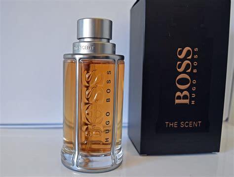 Parfum Hugo The Scent For the scent parfum homme test avis