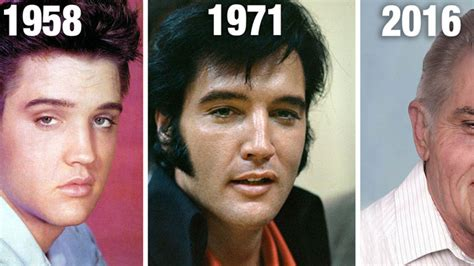 Like Like Bloated Is Now The Of Elvis by What Elvis Would Look Like If He Were Alive Today