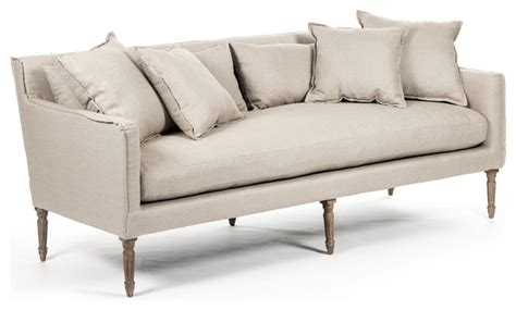 french country loveseats shop houzz kathy kuo home george modern french country