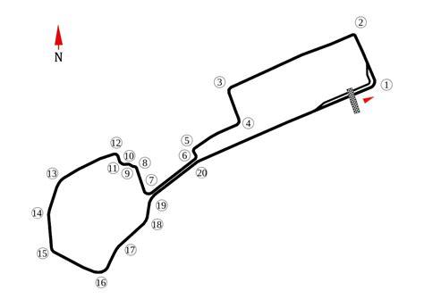 F1 Calendar 2018 Wiki Baku City Circuit