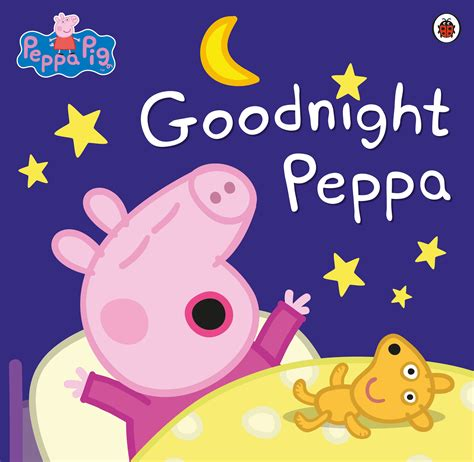 peppa pig goodnight peppa b00vb4uer8 peppa pig goodnight peppa penguin books new zealand