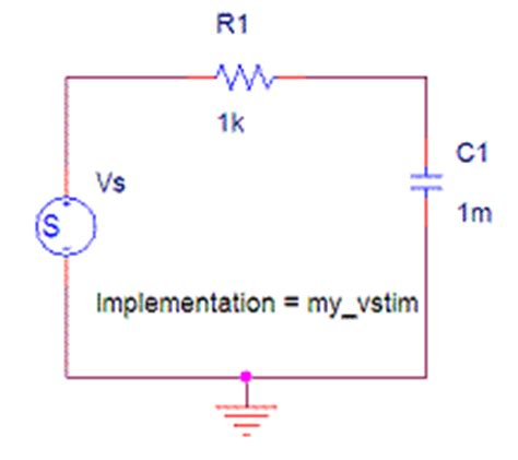 resistor capacitor emf chaining rc responses
