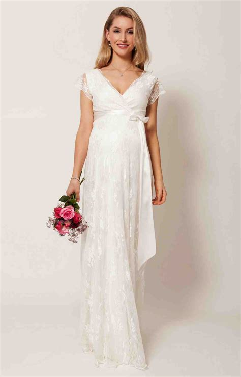 Maternity Wedding Dress: How to Find the Perfect Dress