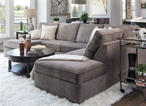 decorating living room with sectional sofa best 25 gray sectional sofas ideas on pinterest family