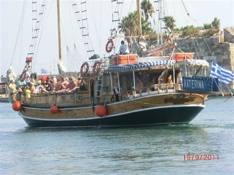 tow boat rates the katerina boat picture of katerina 3 island cruise