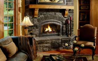 country home decore fireplace design ideas for styling up your living room