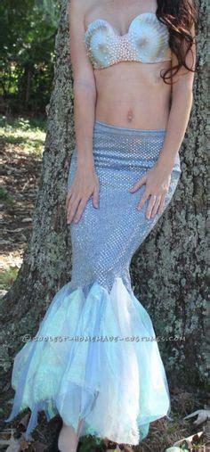 1000 ideas about homemade mermaid costumes on pinterest mermaid