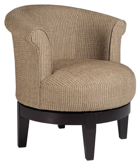 swivel chair best home furnishings chairs swivel barrel chic attica swivel chair with traditional rolled