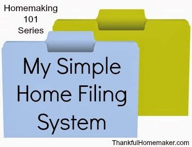 home filing system filing system and filing on