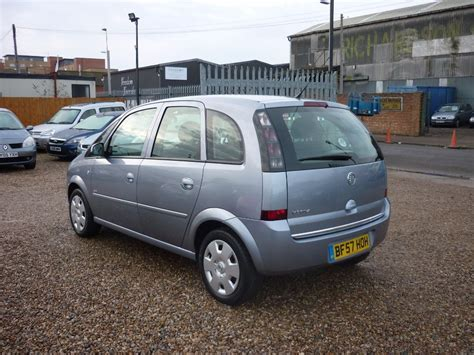vauxhall meriva used vauxhall meriva for sale colchester essex
