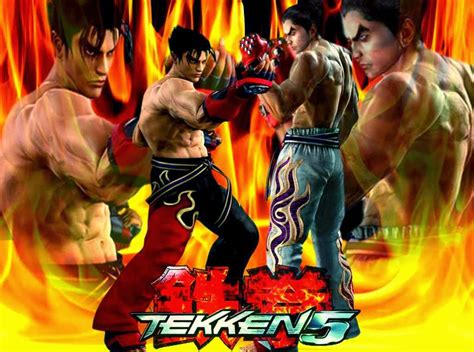 game wallpaper tekken 5 tekken 5 pc download tekken 5 pc download full version