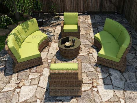 patio cypress wicker swivel glider club chair