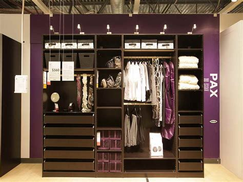 ikea closet ideas closets beautiful design ideas ikea closets purple scheme