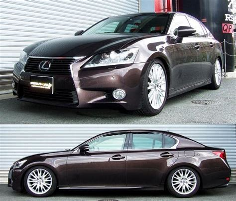 2013 lexus rs 2013 lexus gs350 lowering springs and coilovers kyoei usa