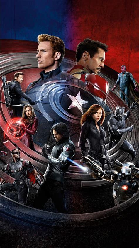 civil war captain america iron man wallpapers hd