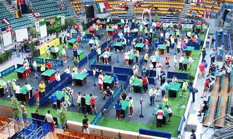 tavolo da subbuteo per i cionati mondiali di subbuteo la madrina sar 224