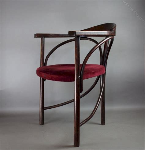 thonet bentwood armchair n 81 c1905 antiques atlas