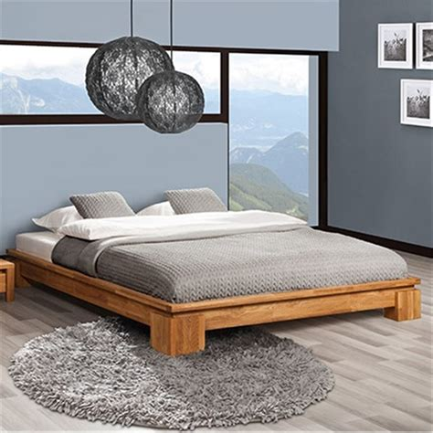 low bed frame vinci - Low Bed