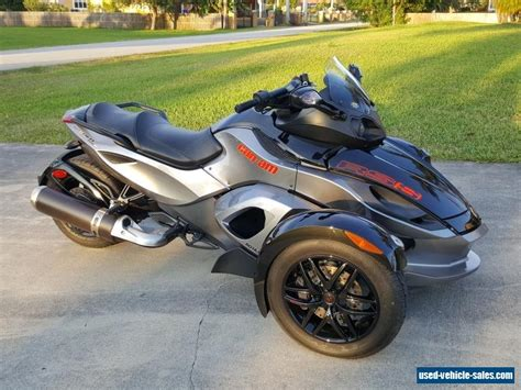 2012 can am spyder rs s trike for sale in canada
