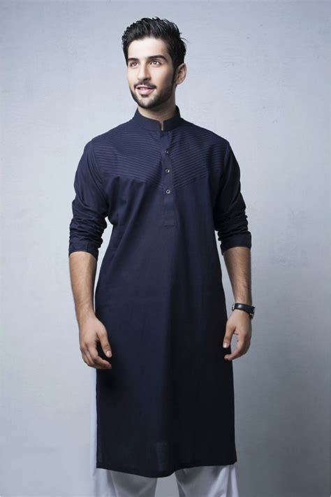 15 Latest Men's Eid Shalwar kameez Designs for This Eid