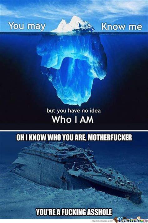 Titanic Funny Memes - titanic iceberg meme funny pinterest