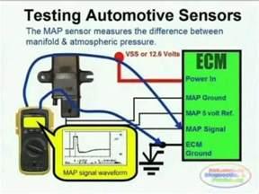 map sensor wiring diagram